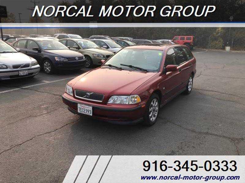 Volvo V40 2000 $2699.00 incacar.com
