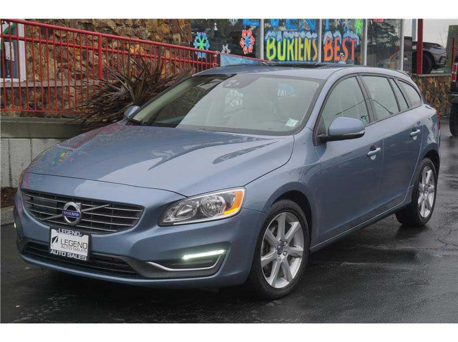 Volvo V60 2017 $13991.00 incacar.com