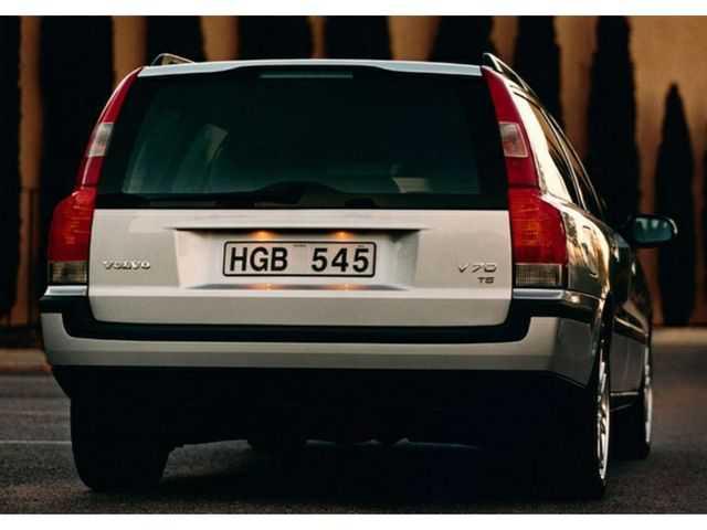 Volvo V70 2002 $678.00 incacar.com