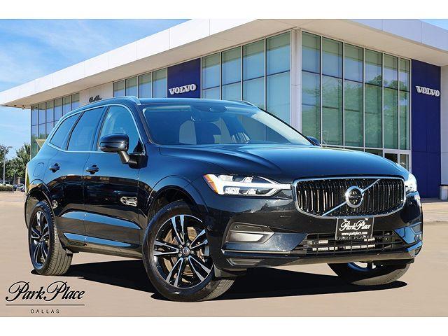 used Volvo XC60 2019 vin: LYV102RK7KB206460