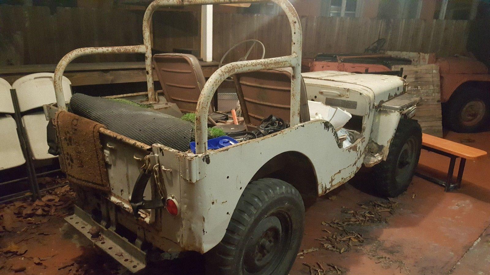 Willys CJ2A 1951 $7200.00 incacar.com