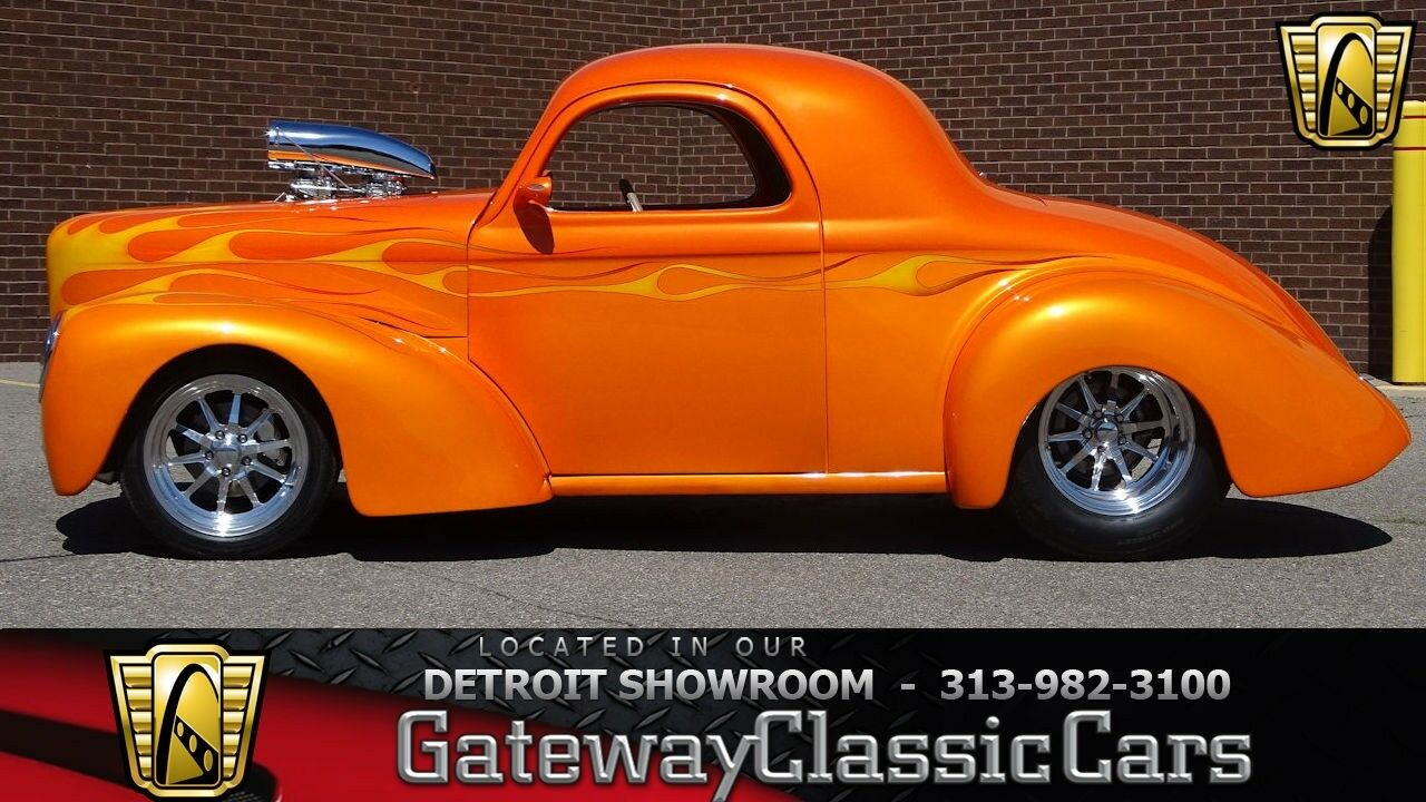 Willys Coupe 1941 $105000.00 incacar.com