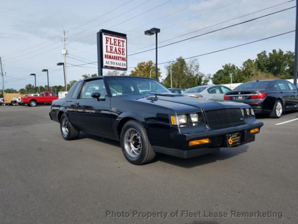 1987 Buick Regal Grand National 27995 00 For Sale In