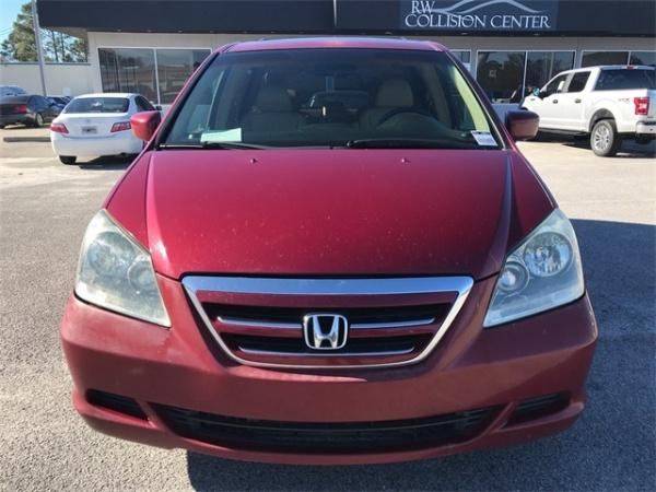 Jc Lewis Ford >> 2006 Honda Odyssey EX-L w/ Rear Entertainment System & Navi $4209.00 for sale in Statesboro, GA ...