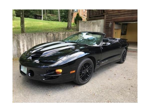 2000 Pontiac Trans Am 15201 00 For Sale In Fort