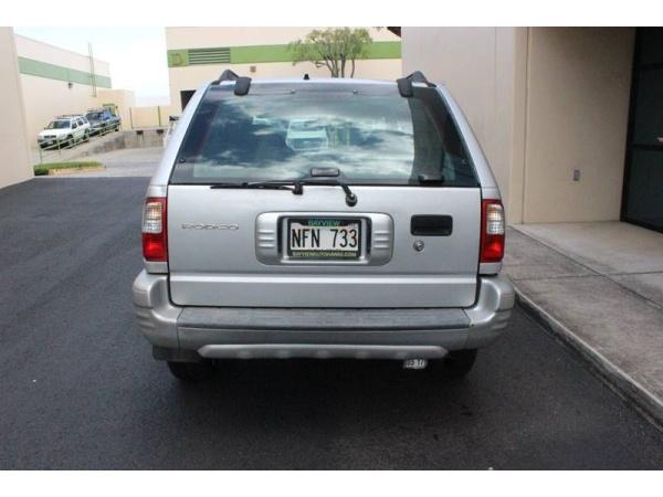 2000 Isuzu Rodeo 4dr Ls 3 2l Auto 1500 00 For Sale In