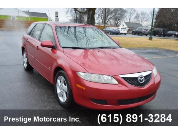 Mazda Mazda6 2004 $1999.00 incacar.com