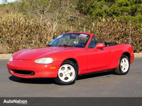 Mazda MX-5 Miata 1999 $3499.00 incacar.com