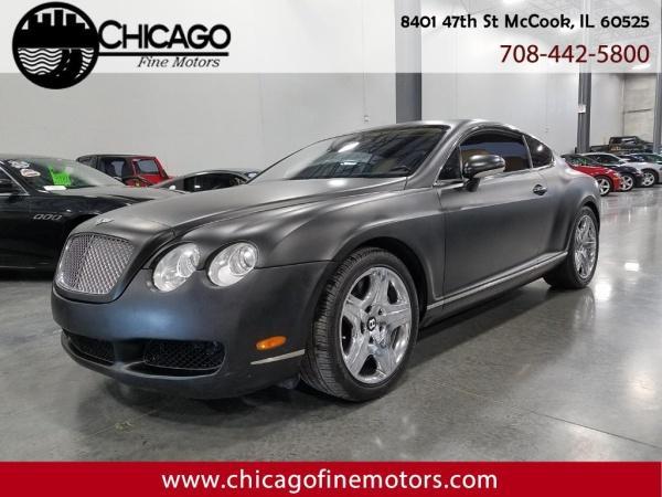 Bentley Continental 2005 $35900.00 incacar.com