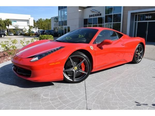 Ferrari 458 2011 $189998.00 incacar.com