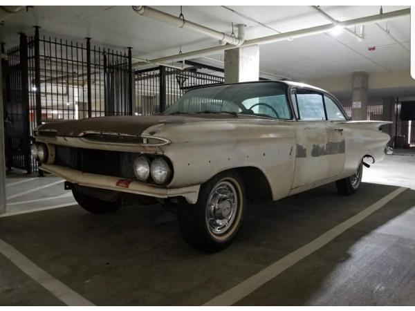 1959 Chevrolet Impala 17200 00 For Sale In Arlington Va
