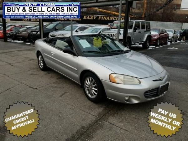 Chrysler Sebring 2002 $4875.00 incacar.com