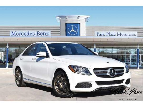 Mercedes-Benz C-Class 2018 $44675.00 incacar.com