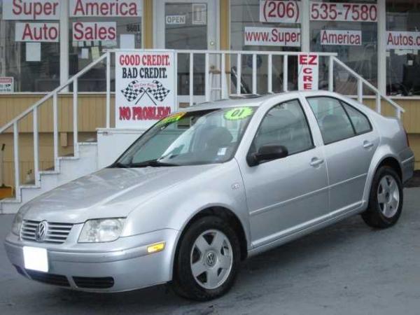 Volkswagen Jetta 2001 $5499.00 incacar.com
