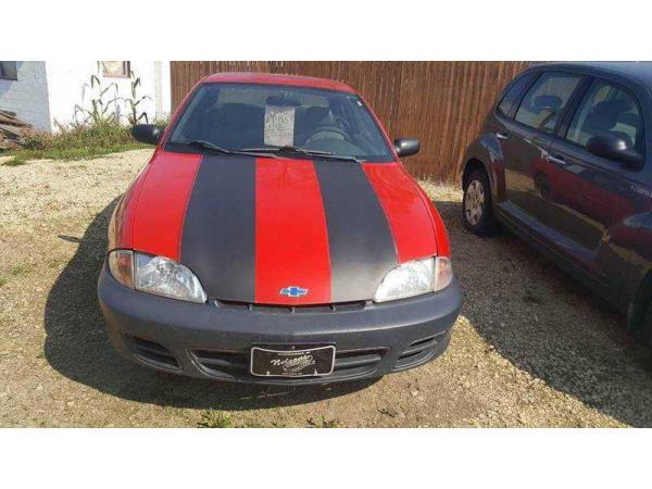 Chevrolet Cavalier 2002 $1250.00 incacar.com