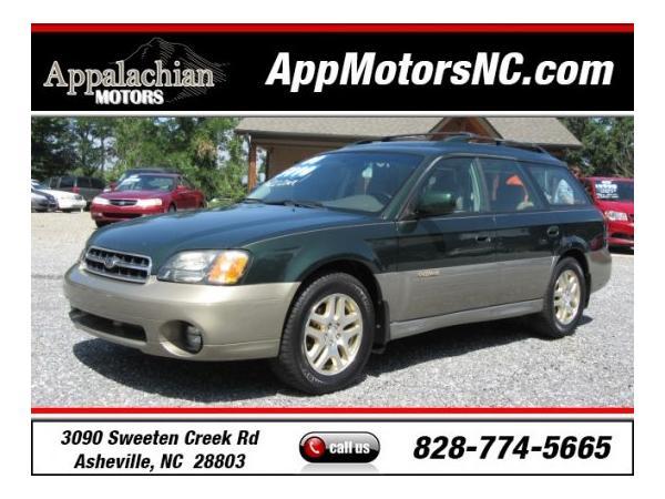 Subaru Outback 2000 $5490.00 incacar.com