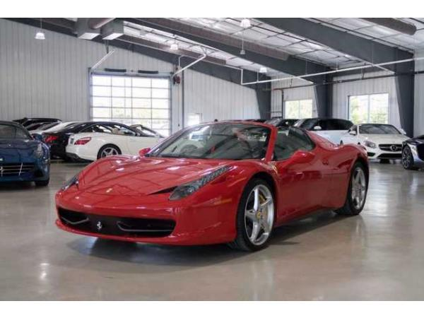 Ferrari 458 Italia 2014 $234000.00 incacar.com