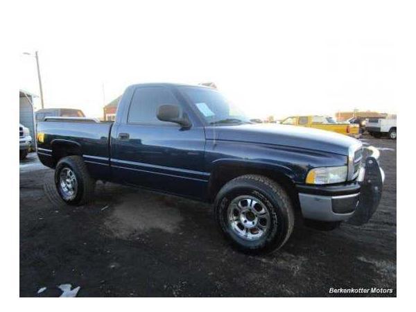 Dodge Ram 1500 Truck 2001 $6950.00 incacar.com