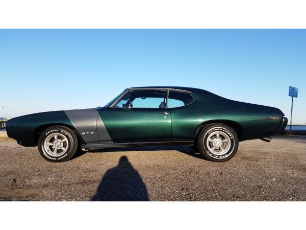 1969 Pontiac Gto 19900 00 For Sale In Baytown Tx 77521