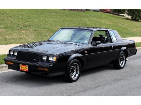 Buick Regal 1987 $33990.00 incacar.com