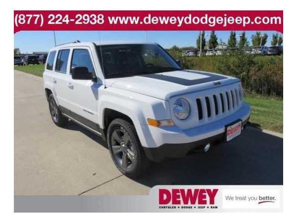 Jeep Patriot 2017 $19260.00 incacar.com