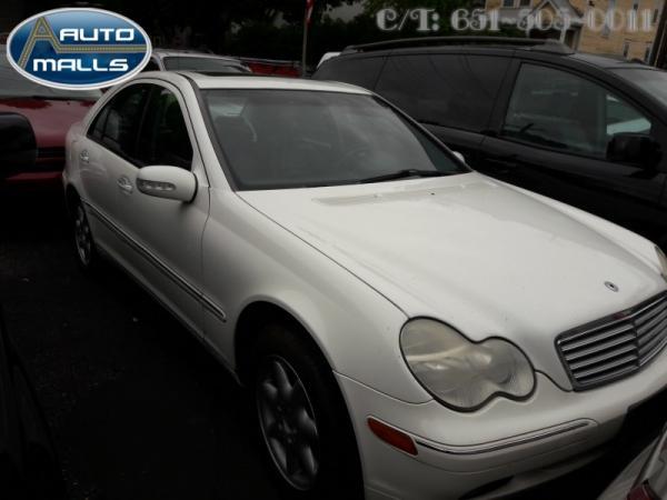 Mercedes-Benz C-Class 2002 $3990.00 incacar.com