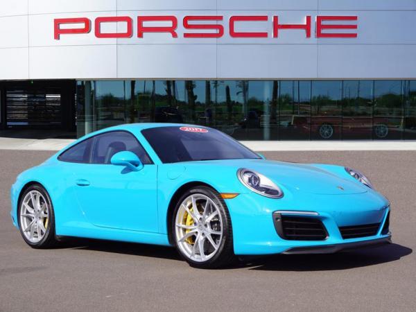 Porsche 911 2017 $139491.00 incacar.com