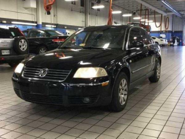 Volkswagen Passat 2001 $995.00 incacar.com