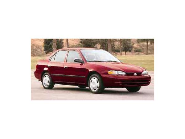 Chevrolet Prizm 2002 $2289.00 incacar.com