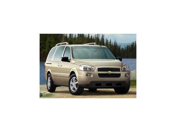 Chevrolet Uplander 2006 $1295.00 incacar.com