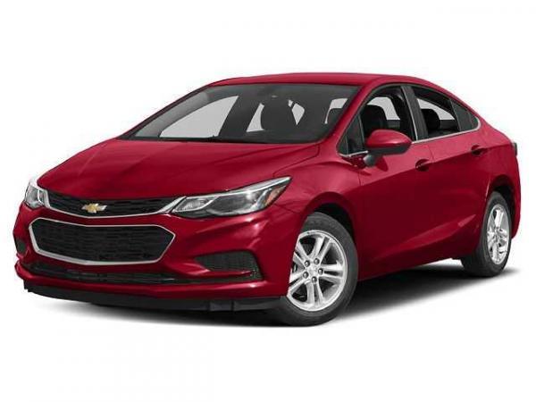 Chevrolet Cruze 2017 $16416.00 incacar.com