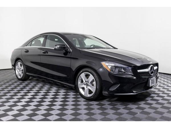 Mercedes-Benz CLA 2018 $27999.00 incacar.com