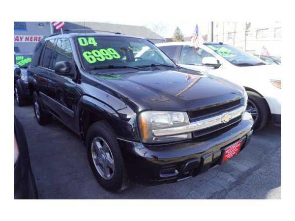 Chevrolet Trailblazer 2004 $6499.00 incacar.com