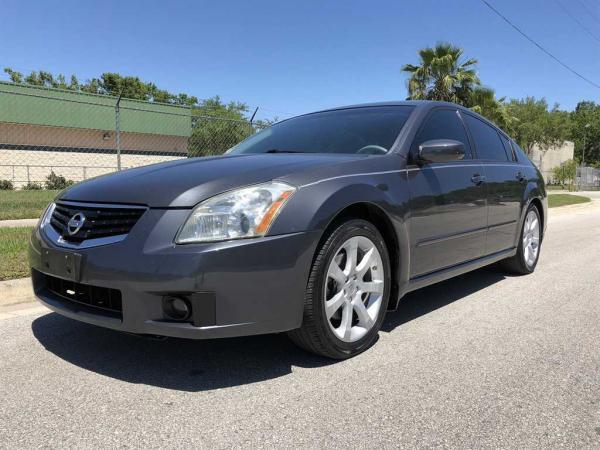 Nissan Maxima 2007 $4950.00 incacar.com