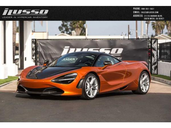 McLaren 720S 2018 $369570.00 incacar.com