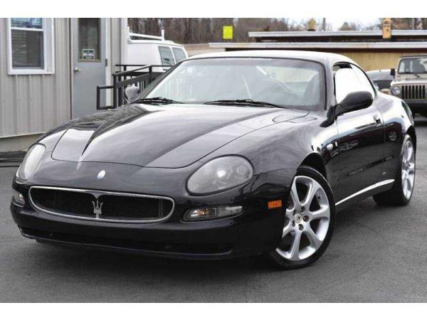 Maserati Coupe 2003 $15900.00 incacar.com
