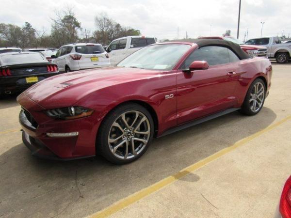 Ford Mustang 2018 $48288.00 incacar.com