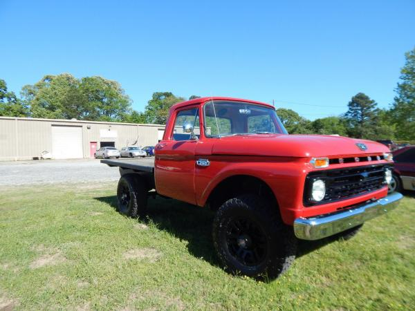 Ford Other Pickups 1966 $17500.00 incacar.com