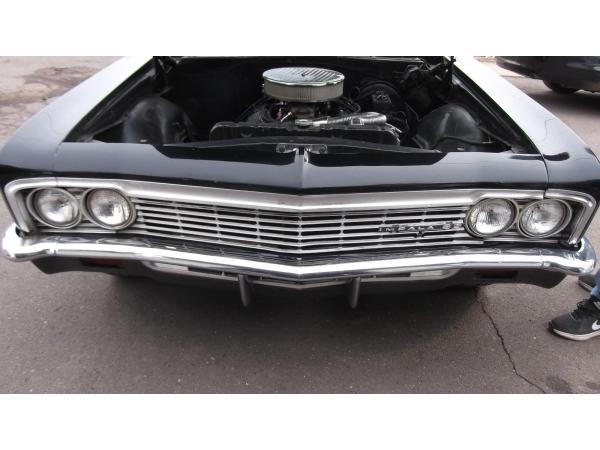 Chevrolet Impala 1966 $12000.00 incacar.com