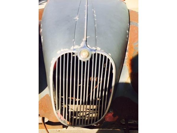 Jaguar XK 1958 $5500.00 incacar.com