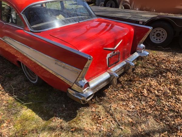 Chevrolet Bel Air/150/210 1957 $9150.00 incacar.com