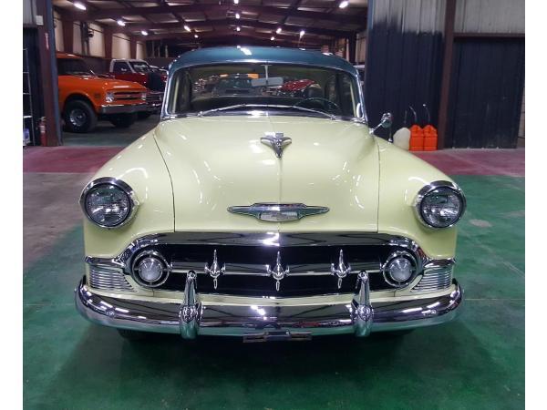 Chevrolet Bel Air/150/210 1953 $13900.00 incacar.com