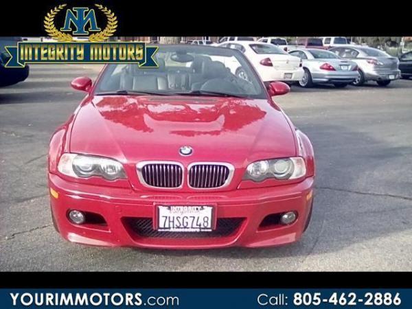 BMW M3 2003 $6100.00 incacar.com