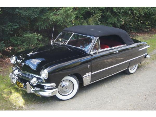 Ford Custom Deluxe 1951 $20100.00 incacar.com