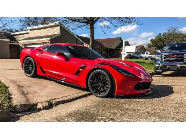 Chevrolet Corvette 2017 $92995.00 incacar.com