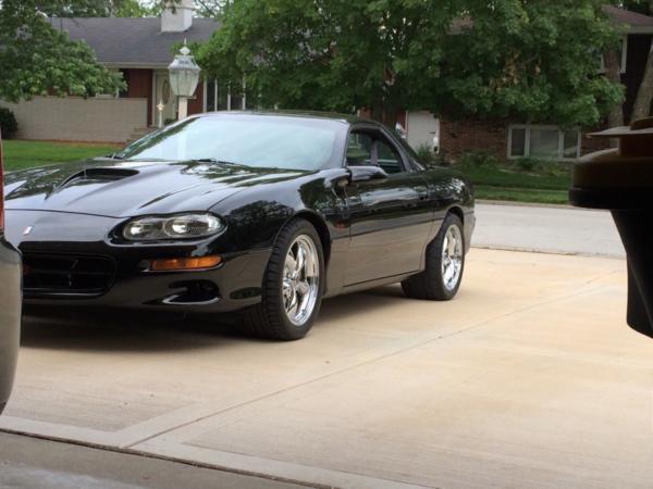 Chevrolet Camaro 1998 $10200.00 incacar.com