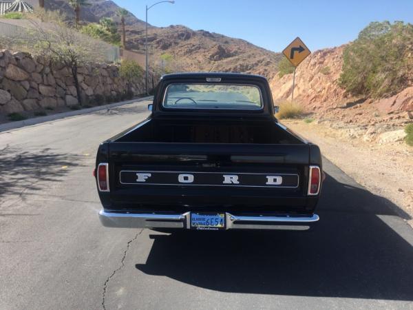 Ford F-100 1972 $35000.00 incacar.com