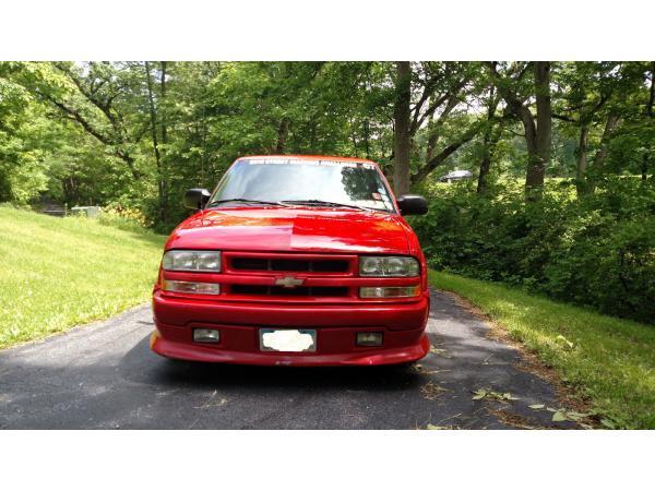 Chevrolet S-10 1999 $6000.00 incacar.com