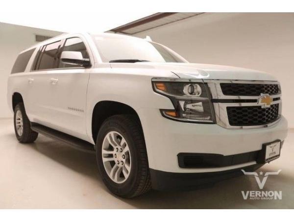 Chevrolet Suburban 2018 $48535.00 incacar.com