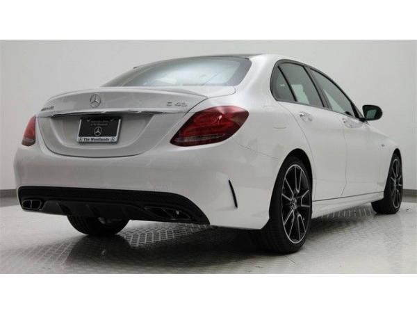 Mercedes-Benz C-Class 2018 $62065.00 incacar.com